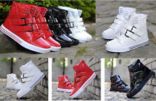 Fashion Men's Casual breathable High Top Sport Sneakers Athletic Ankle Shoes NNN
