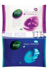 PURE DEEP CLEANSING / MAKEUP REMOVAL - 25 Wipes