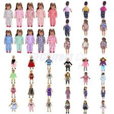 Stylish Outfit Clothes for 18'' American Girl Our Generation My Life Doll Accss