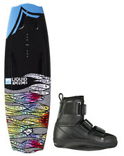 Liquid Force Trip | GTX Wakeboard Package, 138| UK 5-10. 64623