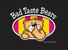 Bad Taste Bear Collection