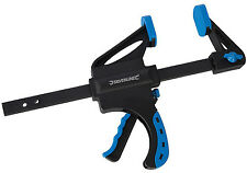 Silverline Woodwork Heavy Duty Quick Clamp With Pen