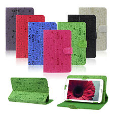 Universal Leather Stand Case Folio Cover For 7'' 7 inch Android Tablet PC MID