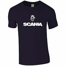 SCANIA custom printed T-Shirt