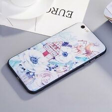 For iPhone 6 6s 7 7 Plus Back Case Protector Phone Back Case Cover Winter House
