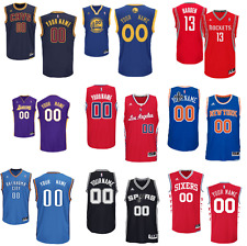 Custom NBA Jerseys - All 30 Teams - Pick Your Own Name and Number
