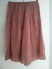 Benetton - Ladies 100% Cotton Culotte Palazzos Shorts - BNWT - Sizes 6 and 8