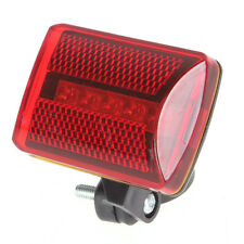 Super Bright 7 Modes 5XLED Bicycle Cycling Safety Warning Tail Lamp with Bracket