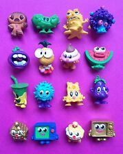 New Out MOSHI MONSTERS FOOD FACTORY 12 - Ultra Rare Oddie Cutie Pie Micro Dave