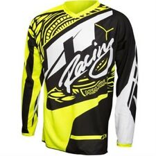 JT Racing 2017 Mx Jersey - Flex Victory - Schwarz NEON YELLOW MOTOCROSS ENDURO C
