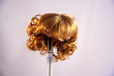 """DOLL WIG SIZE 8""""- 9"""" ANDREA STYLE #25- BLACK"""