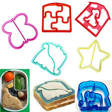 DIY Sandwich Toast Cutter Mold Cookies Cake Bread Biscuit Animal Shape Mould