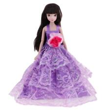 Doll Strapless Dress Clothes Gown Outfits for Barbie Dolls Girls Xmas Gift