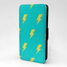 Retro Lightning Pattern Flip Case Cover For Mobile Phone - S2290