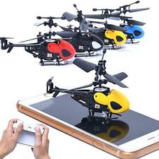 RC 5012 2CH Mini Rc Helicopter Radio Remote Control Aircraft  Micro Airplane Toy
