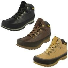Mens Caterpillar Ankle Boots 'Restore' Style ~ K