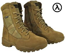 SMITH & WESSON BREACH 2.0 WATERPROOF SIDE-ZIP BOOTS 12001-300 * ALL SIZES - NEW