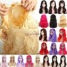 Beauty Luster Ladies Full Wig Costume Party Cosplay Fancy Dress Light Brown mgng