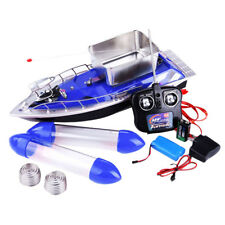 Mini Electric Wireless Remote Control RC Night Light Fishing Bait Boat Lure Boat