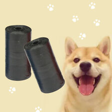 20pcs/roll Pet Puppy Cat Dog Poop Waste Disposable Clean Pick Up Plastic Bags