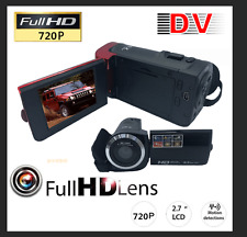 HD 720P 16MP Digital Video Camcorder Camera DV DVR 2.7'' TFT LCD 16x ZOOM RK