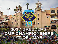 2017 Breeders Cup Clubhouse level 1 Box 204 Seats 1 and 2 Nov 3-4, 2017 Del Mar