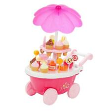 Boys Girls Children Kids Kitchen Role Play Set Pretend Toy Games Tools Xmas Gift
