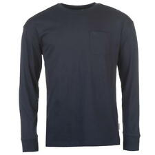 Pierre Cardin Navy Blue Mens Long Sleeved Top/T-Shirt - BNWT