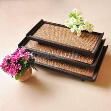 Bamboo Hotel Kitchen Serving Tray/ Fruit Tea Tray/ Breakfast Serving Tray