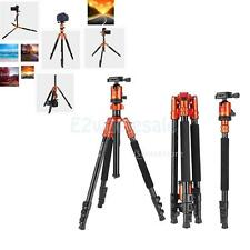 Professional Portable Heavy Duty Tripod Monopod Ball Head Travel for Camera