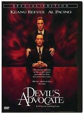 Devil's Advocate (DVD, 1998) L@@K A Lot More! FS Stocking Stuffer
