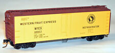 Accurail HO Scale Freight Car Kits - Western Fruit Express / Great Northern