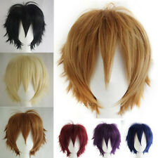 Hot Sale Anime Cosplay Full Wig 30cm Short Anti-Alice Cosplay Costume Wigs dgmm