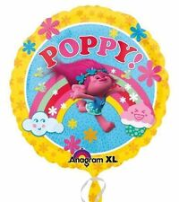 Trolls Movie Poppy Foil Balloon Party Decorations Party Supplies Helium Fill