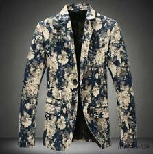 New Men Stylish Casual Slim fit  two Buttons Suits Jacket Coats Jackets Outwear