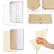 TPU Case Back Cover For iPad Air 2/9.7/ Clear Tablet Silicone Glossy Inch Soft