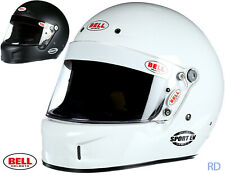 Bell - Sport EV Auto Racing Helmet -Extended Vision Snell SA2015 Rated- In Stock