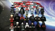 STAR WARS Mini figures: Darth Sidious Vader Maul Revan & Kylo Ren - Fits LEGO