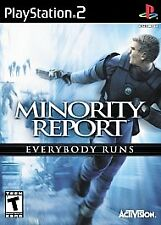 Minority Report (Sony PlayStation 2, 2002)