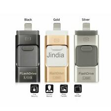 U Disk USB2.0 Micro USB 8P Flash Drive Memory Stick for iPhone Android/IOS PC