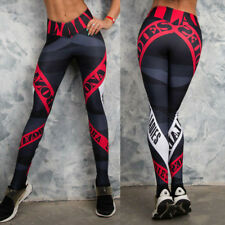 Yoga Pants Sports Leggings, Fitness Running,Gym Tights  Breathable Quick Dry