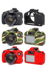 ZB8 Silicone Armor Camera Skin Body Cover Protector Case for Canon EOS 1300D New
