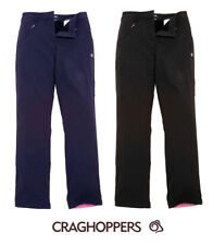 Craghoppers Kiwi Winter Mens Cargo Walking Insulated Fleece Lined Trousers wbelt