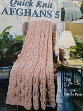 Knit Afghans and Throws Books  Choose from many