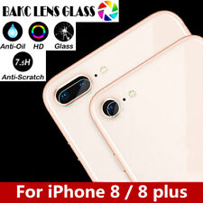 HD Rear Camera Lens Tempered Glass Protector Shield Film For iPhone 8/8 Plus Lot