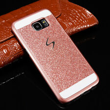 Fashion Luxury Bling Glitter Hard Back Case Cover Skin For Samsung Galaxy S7