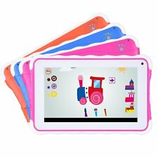 7'' 8GB Android 4.4 Tablet PC for Kids Children A33 Quad Core WiFi Dual Camera