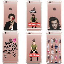 Iphone 6 Plus Case Apple Cover One Direction Harry Styles Group Singer Cute Boy