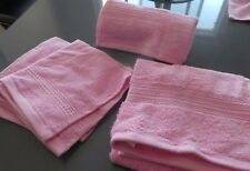 Goza Towels Hand and Face in Pink! Mix and Match