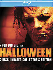 Halloween (Blu-ray Disc, 2008) EXCELLENT  / MINT CONDITION / FREE SHIPPING